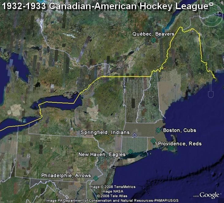 La saga du HOCKEY pro en Amérique du Nord  - Page 2 1932_c11