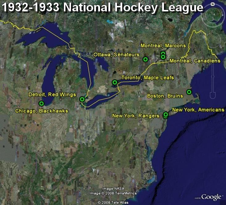 La saga du HOCKEY pro en Amérique du Nord  - Page 2 1932_n10