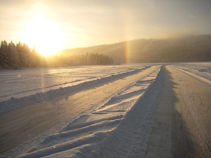 [Finlande] - Les routes glacées, ou le chemin le plus court 30886710