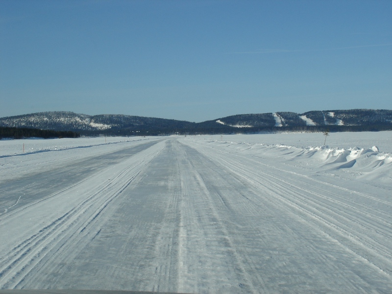 [Finlande] - Les routes glacées, ou le chemin le plus court 36356410
