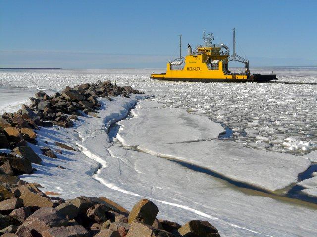 [Finlande] - Les routes glacées, ou le chemin le plus court 37365910