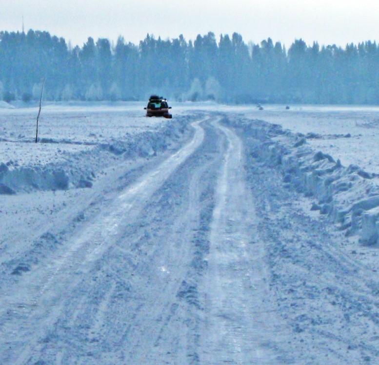 [Finlande] - Les routes glacées, ou le chemin le plus court 48885310