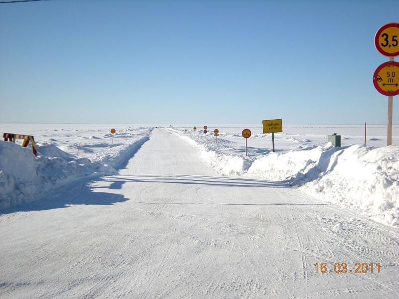 [Finlande] - Les routes glacées, ou le chemin le plus court 50630410