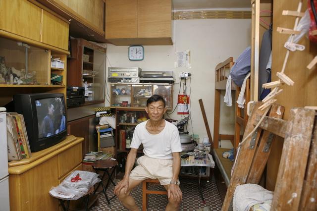 """Hong Kong, appartements de 9 m² ... et autres """"logements"""" de par le monde 9510"""