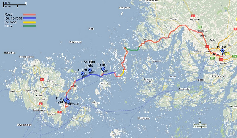 [Finlande] - Les routes glacées, ou le chemin le plus court Aland_10