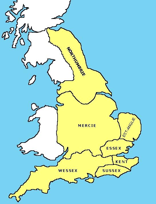La Digue d'Offa (Offa's Dyke), frontière entre l'Angleterre et le Pays de Galles All_he10