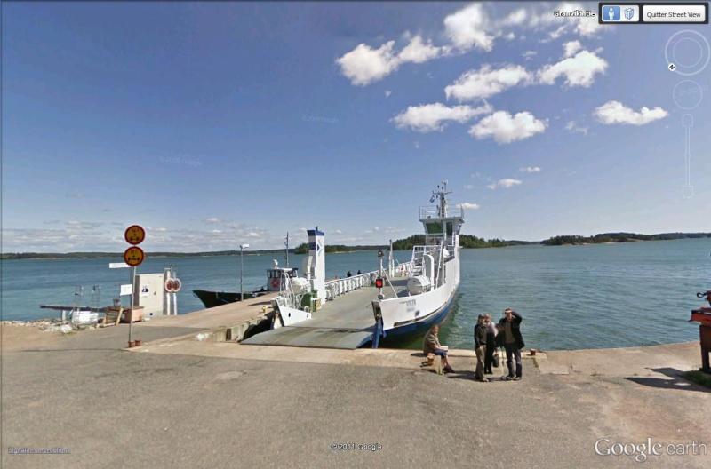 [Finlande] - L'archipel de Turku Bac10
