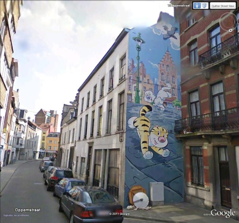 Les parcours BD de Bruxelles, Laeken et Anvers - Page 3 Billy_10
