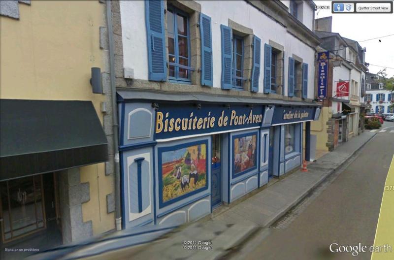 STREET VIEW : Artistes peintres, toiles et galeries d'art Biscui10