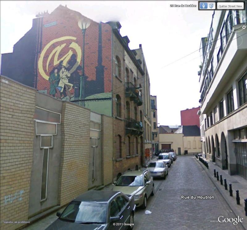 Les parcours BD de Bruxelles, Laeken et Anvers - Page 2 Blake_10