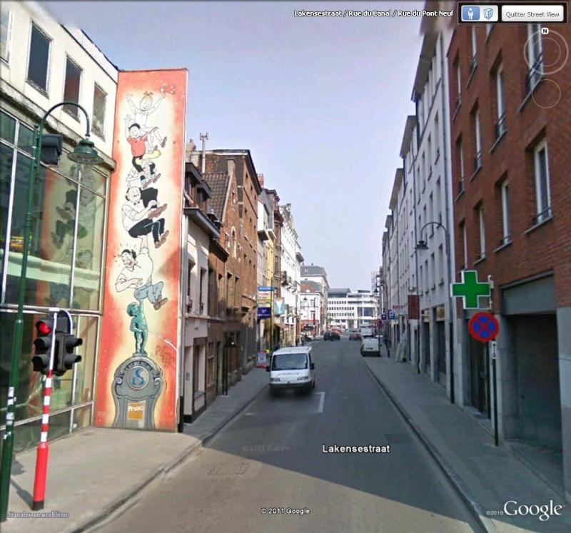 Les parcours BD de Bruxelles, Laeken et Anvers - Page 2 Bob_et10