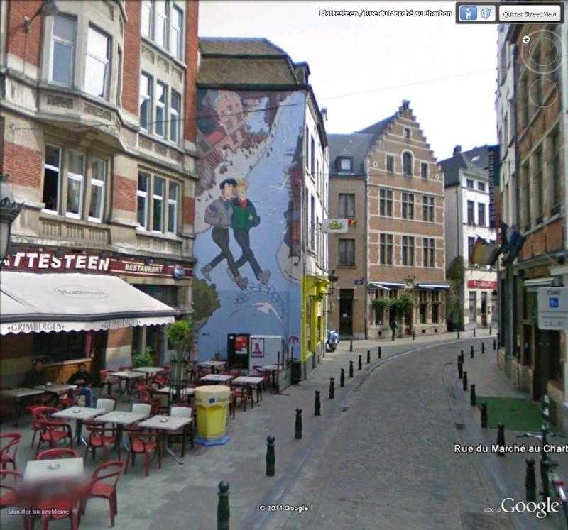 Les parcours BD de Bruxelles, Laeken et Anvers - Page 2 Brouss10