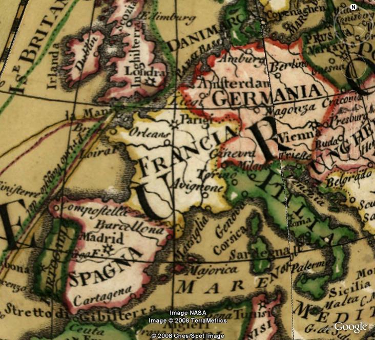 La France sous toutes ses coutures avec Google Earth - Page 2 Carte_13