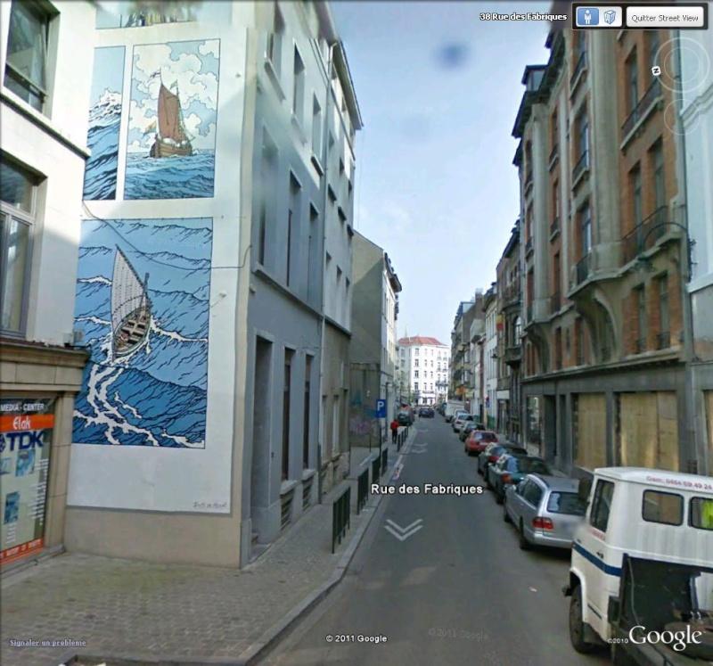 Les parcours BD de Bruxelles, Laeken et Anvers - Page 3 Cori_l10
