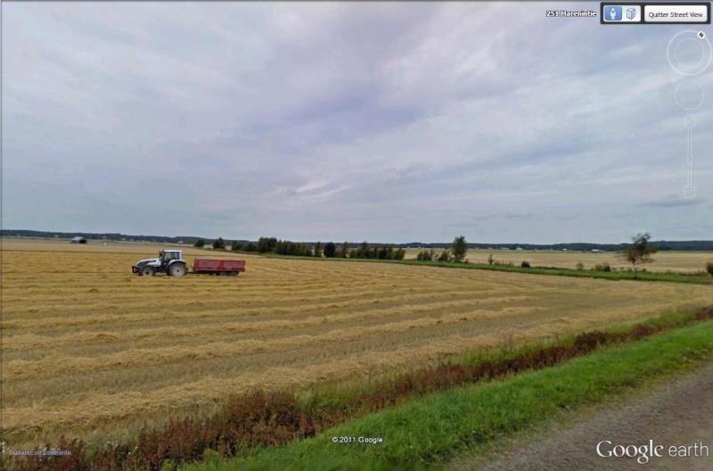 [Finlande] - La Finlande pulvérisée par une météorite Cratar10