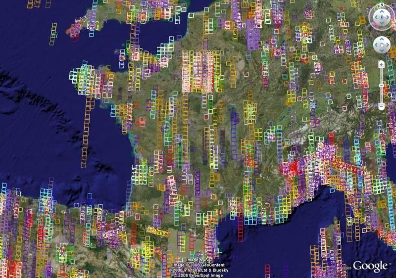 La France sous toutes ses coutures avec Google Earth - Page 2 Digita10