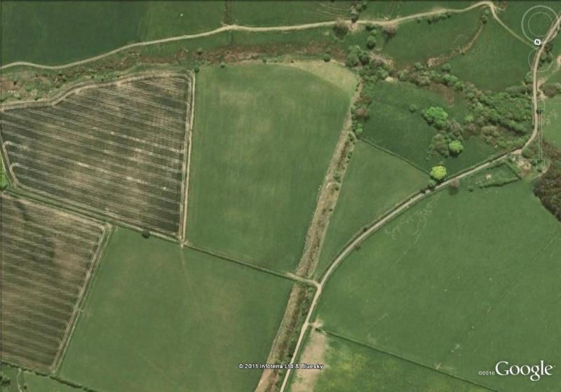 La Digue d'Offa (Offa's Dyke), frontière entre l'Angleterre et le Pays de Galles Digue_10