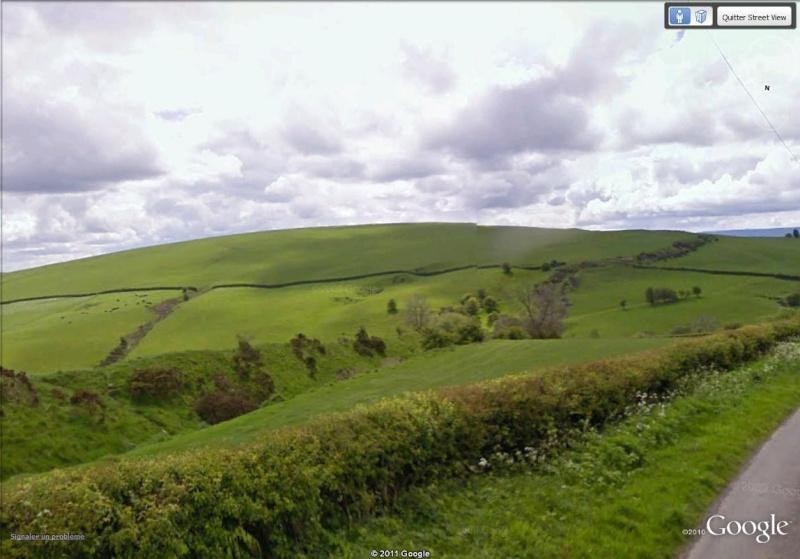 La Digue d'Offa (Offa's Dyke), frontière entre l'Angleterre et le Pays de Galles Digue_11