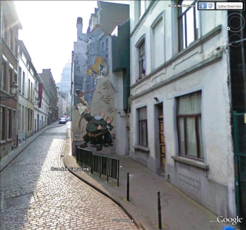 Les parcours BD de Bruxelles, Laeken et Anvers - Page 3 Dilon_10
