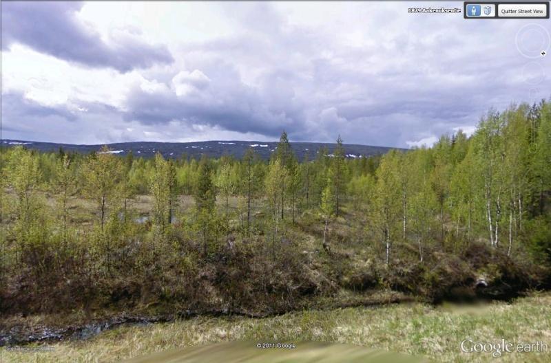 [Finlande] - Les tunturi, montagnes arctiques de Laponie Face_n10