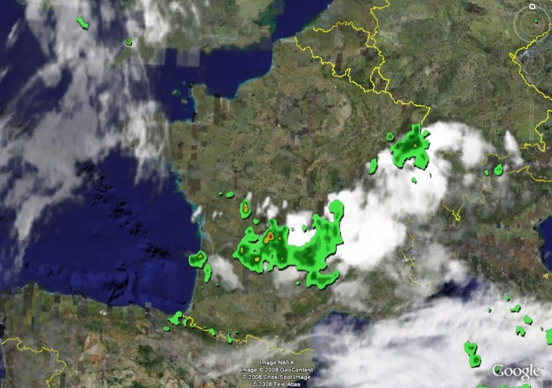 La France sous toutes ses coutures avec Google Earth - Page 2 France10