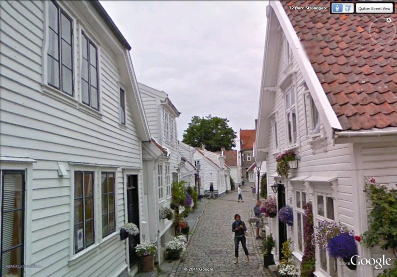 STREET VIEW : les cartes postales de Google Earth - Page 5 Gamle_10