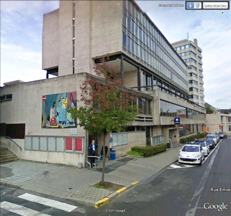 Les parcours BD de Bruxelles, Laeken et Anvers - Page 4 Gil_jo11