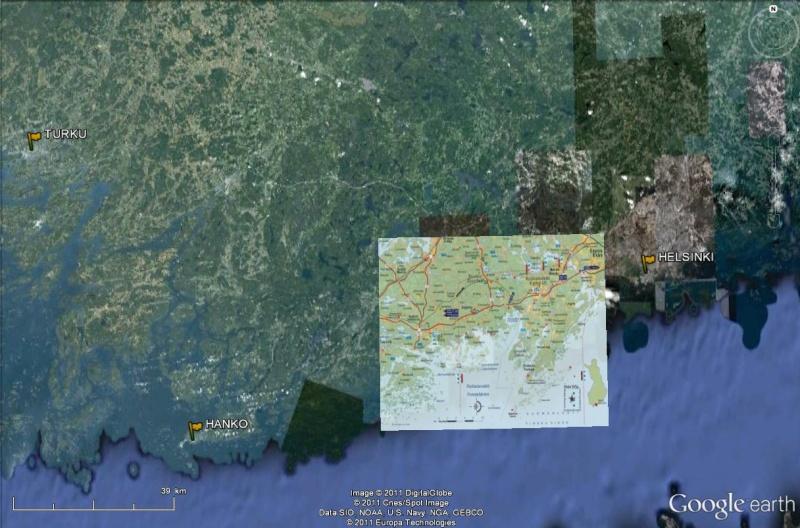 [Finlande] - Porkkala, une enclave soviétique en Finlande Hanko_12