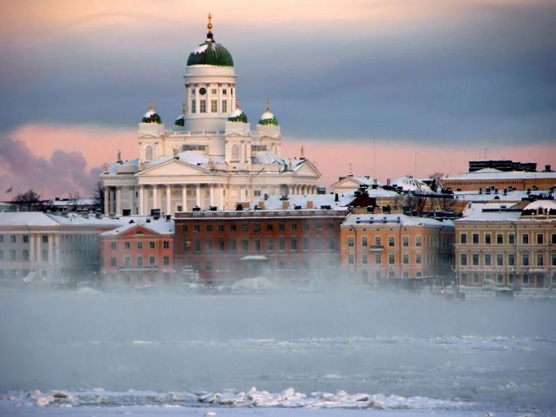 [Finlande] - Le port sud d'Helsinki Helsin13