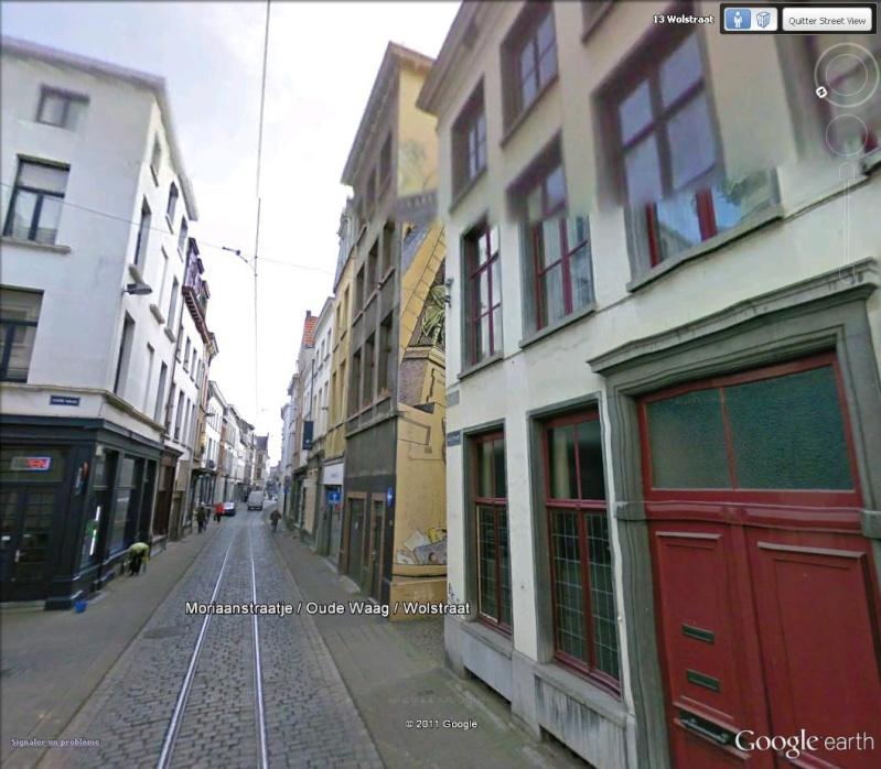 Les parcours BD de Bruxelles, Laeken et Anvers - Page 6 Hendri10