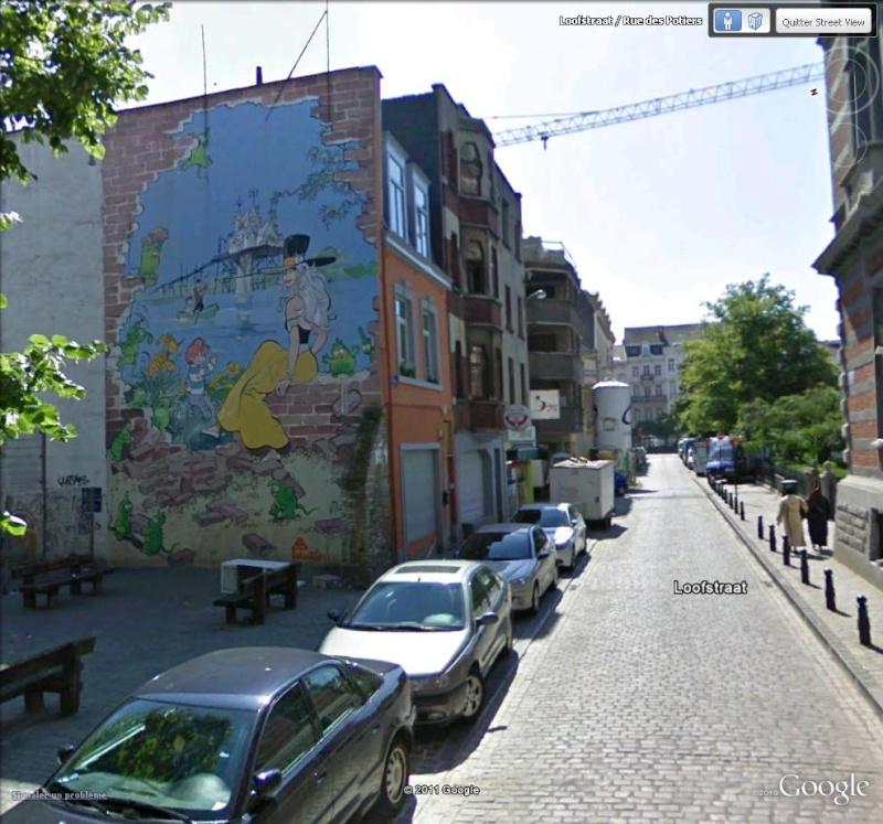 Les parcours BD de Bruxelles, Laeken et Anvers - Page 3 Isabel10