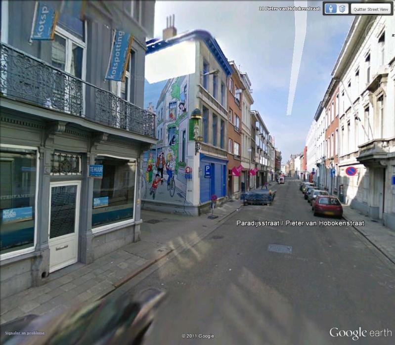 Les parcours BD de Bruxelles, Laeken et Anvers - Page 5 Kiekeb10