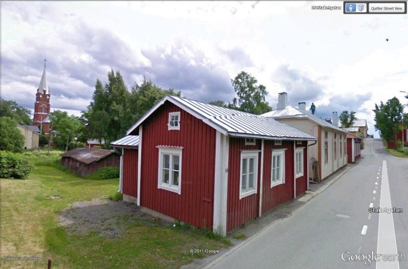[Finlande] - STREET VIEW : les cartes postales Kistin10