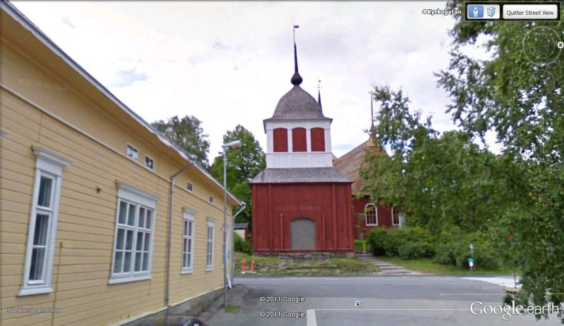 [Finlande] - STREET VIEW : les cartes postales - Page 4 Kristi10