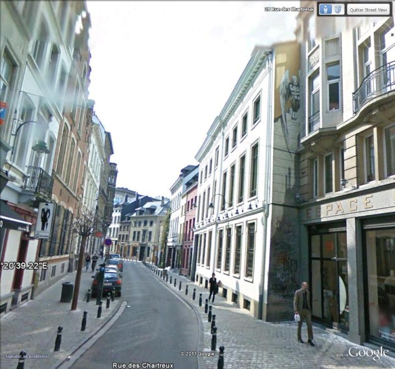 Les parcours BD de Bruxelles, Laeken et Anvers - Page 4 L_ange10