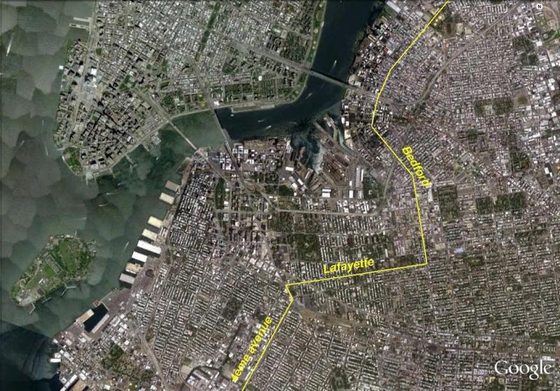 Marathon de new York : 42 kilomètres de découvertes ! Lafaye10