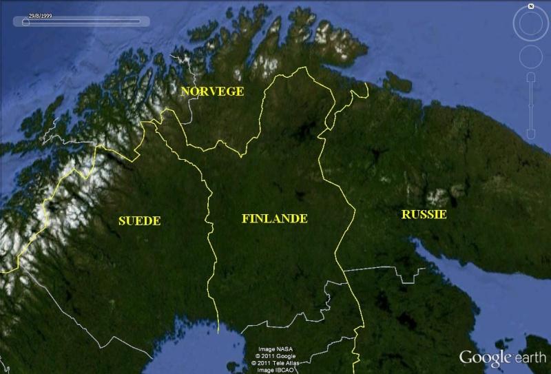 [Finlande] - Les tunturi, montagnes arctiques de Laponie Laponi10