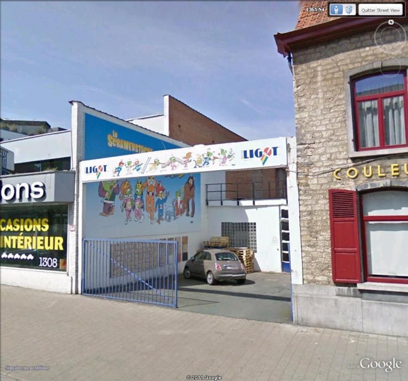 Les parcours BD de Bruxelles, Laeken et Anvers - Page 5 Le_scr10