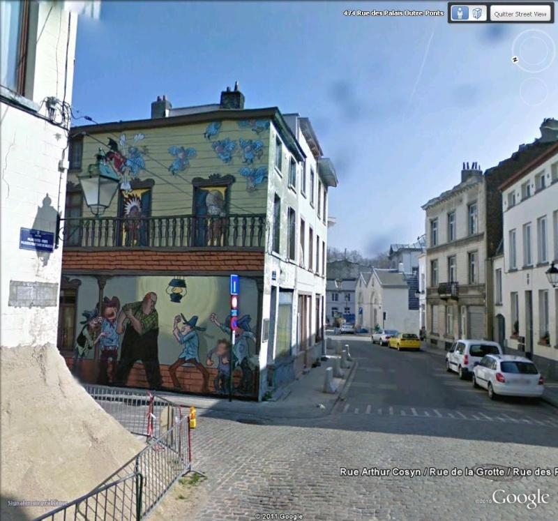 Les parcours BD de Bruxelles, Laeken et Anvers - Page 3 Lincol10