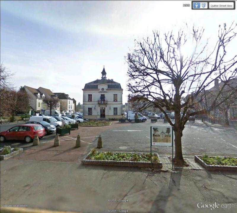 STREET VIEW : Artistes peintres, toiles et galeries d'art Mairie10