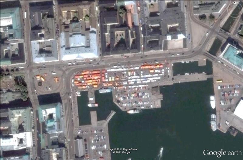 [Finlande] - Le port sud d'Helsinki Marcha10