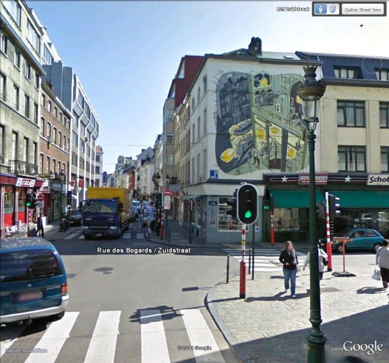 Les parcours BD de Bruxelles, Laeken et Anvers - Page 3 Monsie10