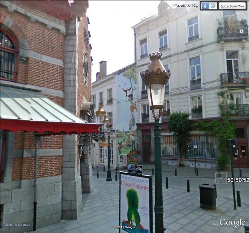Les parcours BD de Bruxelles, Laeken et Anvers Naron_10