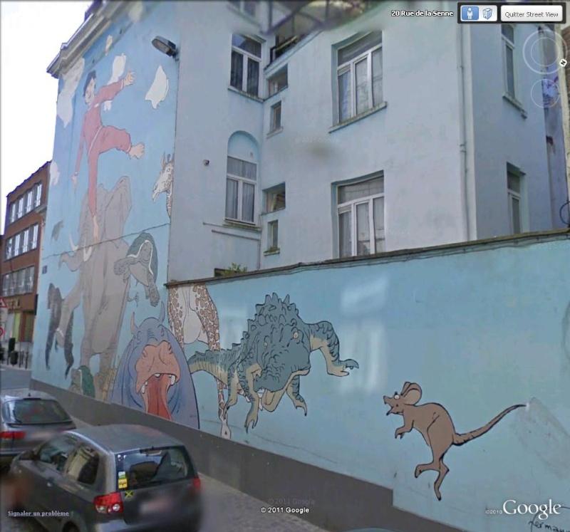 Les parcours BD de Bruxelles, Laeken et Anvers - Page 3 Nick10