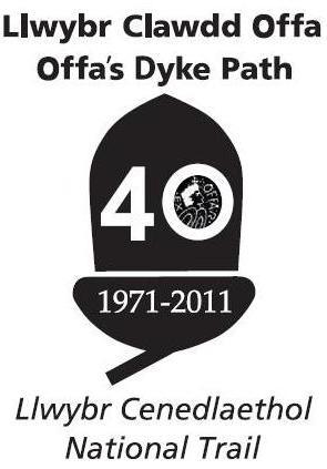 La Digue d'Offa (Offa's Dyke), frontière entre l'Angleterre et le Pays de Galles Offas_10