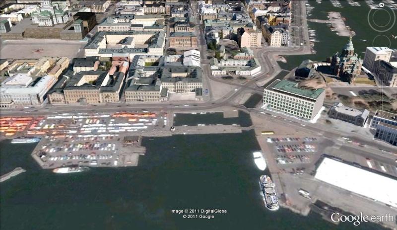 [Finlande] - Le port sud d'Helsinki Palais10