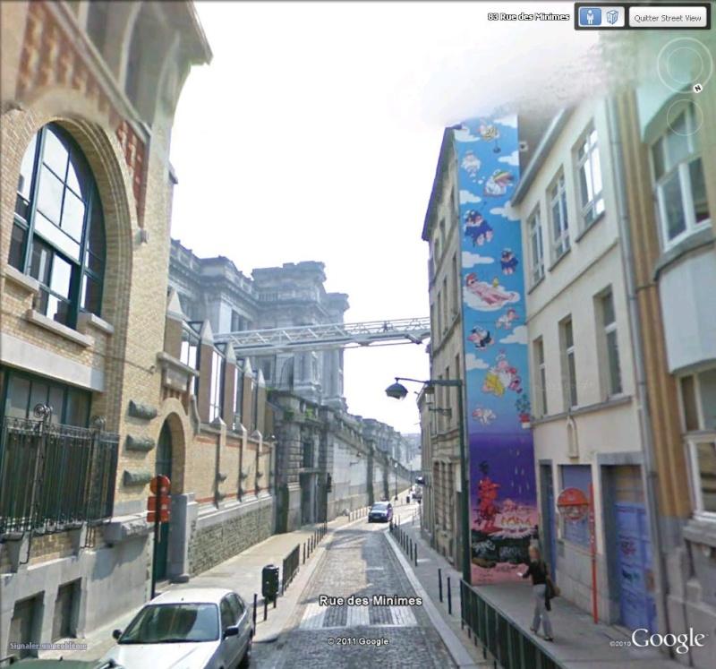 Les parcours BD de Bruxelles, Laeken et Anvers - Page 3 Passe-10