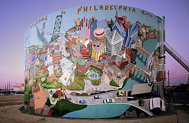 STREETVIEW : les fresques murales de Philadelphie  - Page 7 Philly10
