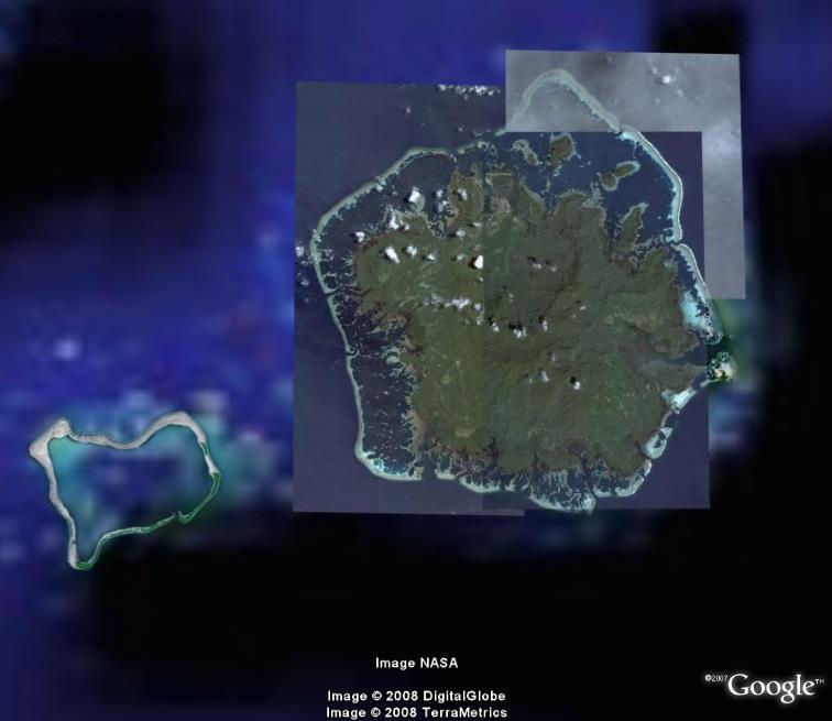 Nan Madol, ancienne capitale des Saudeleurs, Ile Ponape (ou pohnpei) - Micronésie Ponape10