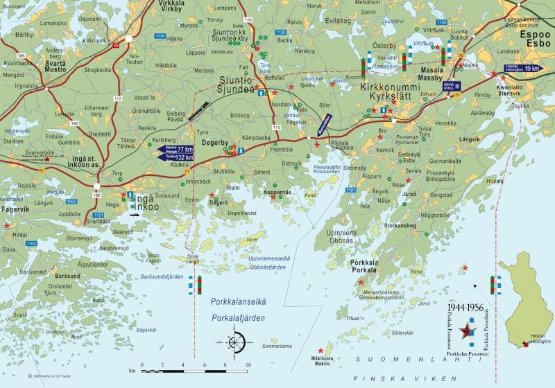 [Finlande] - Porkkala, une enclave soviétique en Finlande Porkka13